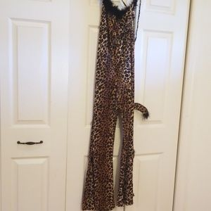 Meow wow! Womens Frederick of Hollywood Cat Costum